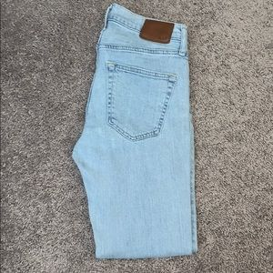 Pre loved Abercrombie and fitch men's jeans